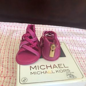 Infant Michael KORS Sandals